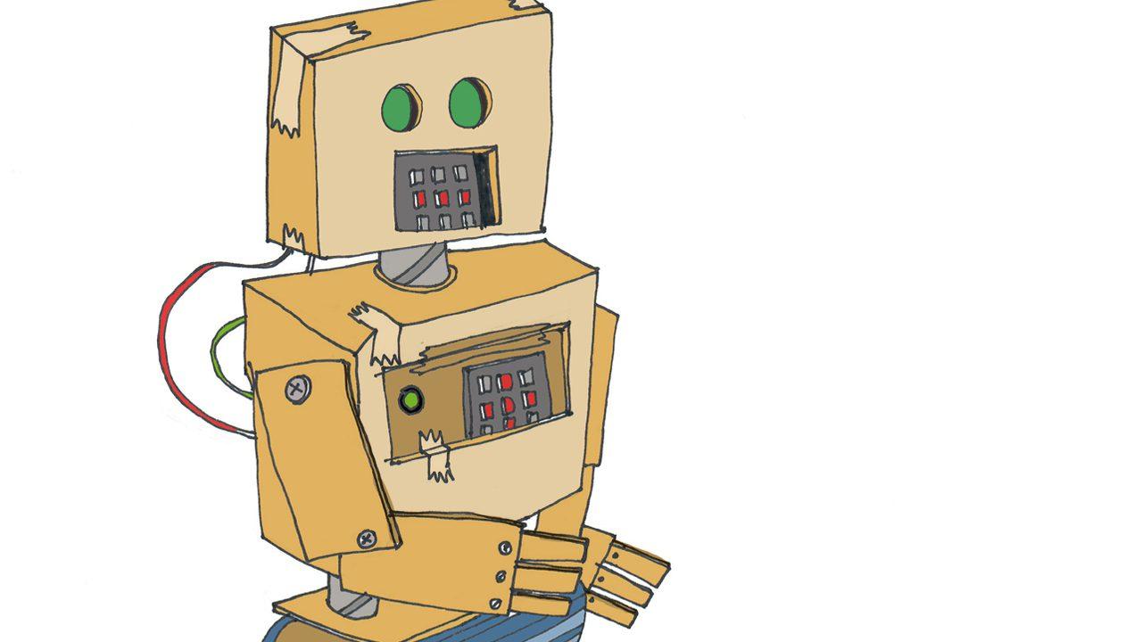 Workshop Onderwijs Techniek School robots programmeren microbit