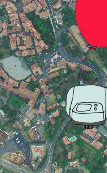 Workshop Techniek Onderwijs School luchtfotografie 1