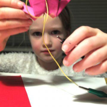 Workshop Techniek Onderwijs School origami 4