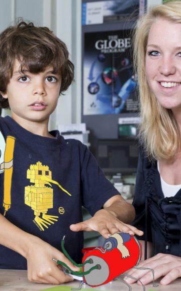 Workshop Techniek Onderwijs School wobblebot
