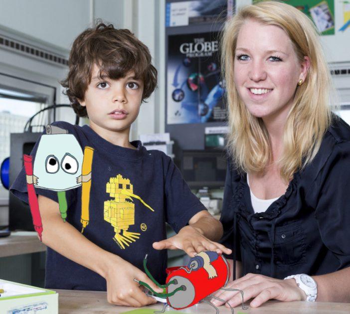 Workshop Wiggle bots