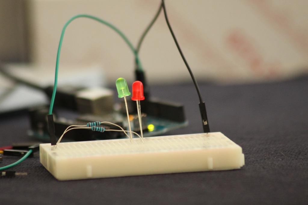 Workshop techniek Onderwijs School Microbit