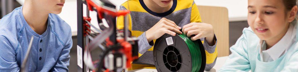 Workshops school kunst techniek speellab